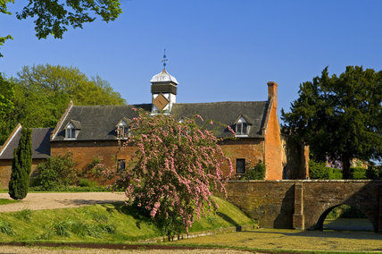 The eighteenth-century Stables at Baddesley Clinton, Warwickshire