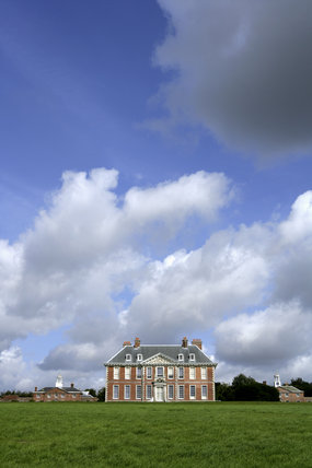 The seventeenth-century Uppark, near South Harting, West Sussex