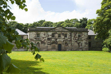 The Stables completed in 1760, part of the estate at Gibside, Newcastle upon Tyne