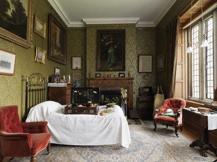 Tommy Robartes S Bedroom At Lanhydrock Cornwall