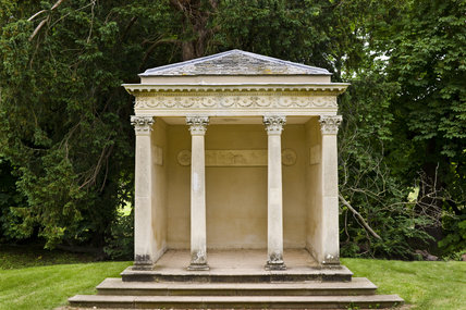 The Island Pavilion at Croome Park, Croome D'Abitot, Worcestershire