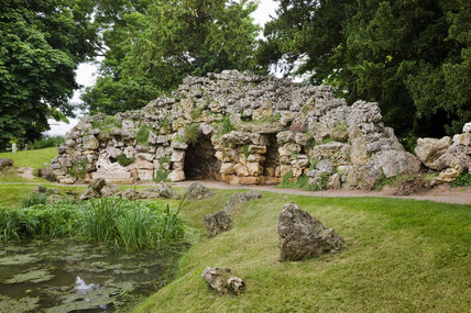 The Grotto at Croome Park, Croome D'Abitot, Worcestershire