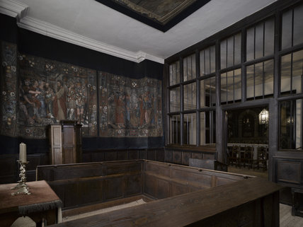 The Chapel at Hardwick Hall, Derbyshire