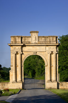 The London Arch at Croome Park, Croome D'Abitot, Worcestershire