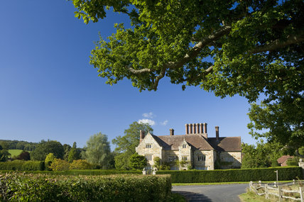 Bateman's, the Jacobean house that was the home of Rudyard Kipling from 1902 to 1936, at Burwash, East Sussex