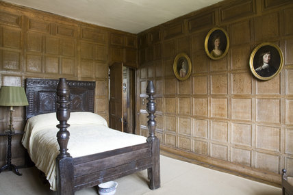 The Front Bedroom at Baddesley Clinton, West Midlands