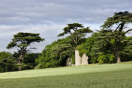 Pirton Castle at Croome Park, Croome D'Abitot, Worcestershire