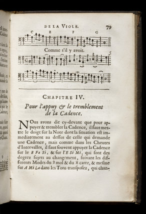 Page from Jean Rousseau
