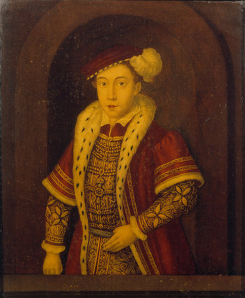 PORTRAIT OF EDWARD VI, artist unknown