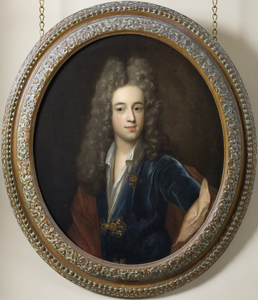 EDWARD RICE (1694-1727) , by Michael Dahl (1656/9-1743)