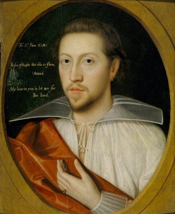 SIR JOHN CUTS, English, Circa 1595