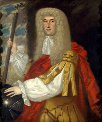 PORTRAIT OF JOHN WOLRYCHE, MP FOR WENLOCK