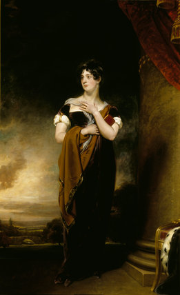 HENRIETTA NOEL-HILL by Sir Thomas Lawrence