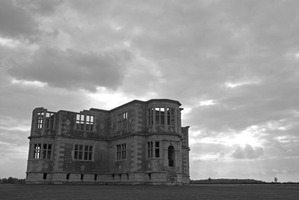 View of Lyveden New Bield, Peterborough, Northamptonshire