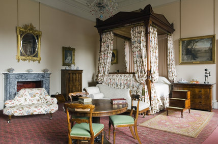 The Bedroom at Ickworth, Suffolk