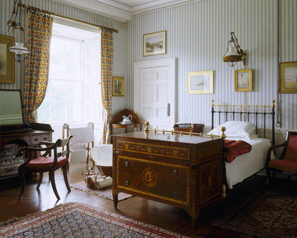 Captain Shelton S Bedroom The Argory The Argory At