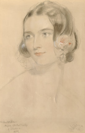 LADY MARY BRUCE, MARCHIONESS OF AILESBURY (d 1891)