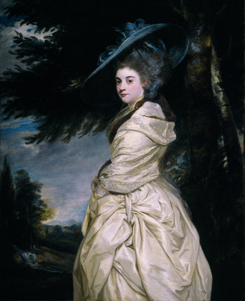 LADY HENRIETTA ANTONIA HERBERT, COUNTESS OF POWIS (1758-1830) by Sir Joshua Reynolds (1723-92)