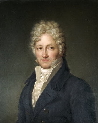 PORTRAIT OF THE DUC DE ROHAN CHABOT, after Francois Pascale Gerard