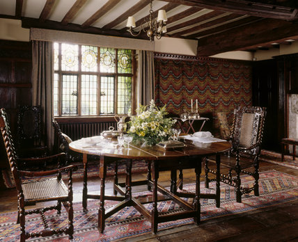 The Dining Room at Packwood House
