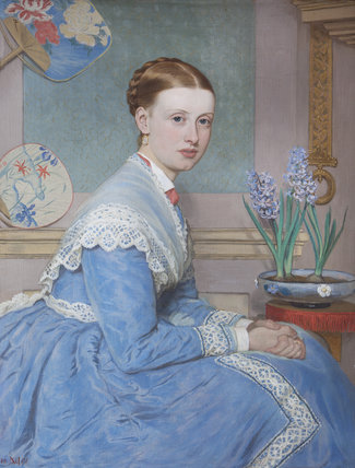 Emily Caroline Massingberd, Mrs Edmund Langton Massingberd (1847-1897)