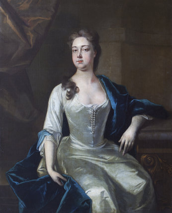Ursula Cust, Mrs Richard Newton (1684-1757)