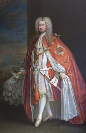 Sir John Brownlow, 1st Viscount Tyrconnel (1690-1754)