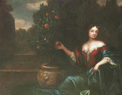 Called Elizabeth Freke, Lady Brownlow (1634-1684)