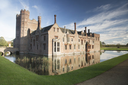 The 15th Century Moated Country House at Oxburgh Hall, Robin Pattinson