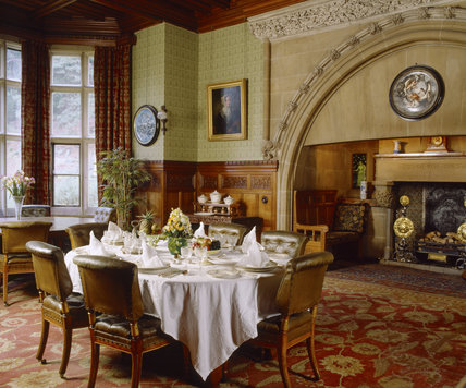 The Dining Room Designed By Norman Shaw In 1870 1872 In