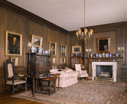 Oak or West Drawing room