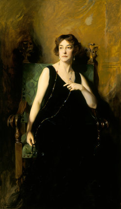 VIOLET BAMPFYLDE - THE 5TH COUNTESS OF ONSLOW by Philip Alexius de Laszlo (1869-1937)