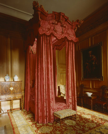 The State Bedchamber, Beningbrough