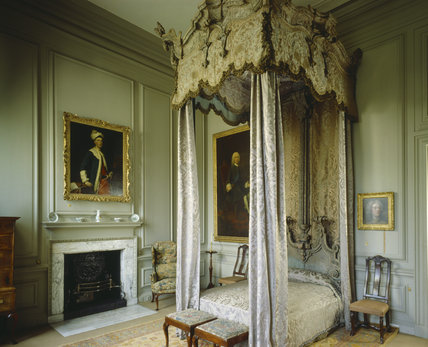 The Blue Bedroom, Beningbrough