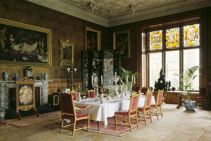 The Dining Room, Charlecote