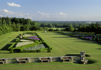 The Parterre at Cliveden viewed from the terrace