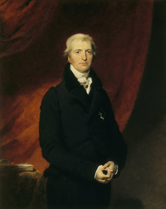 2ND EARL OF LIVERPOOL, THE PRIME MINISTER by Lawrence (1769-1830)