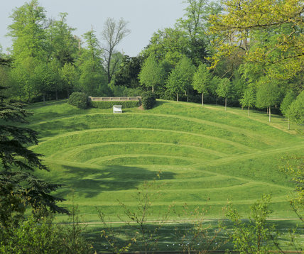 The Amphitheatre in Claremont Gardens