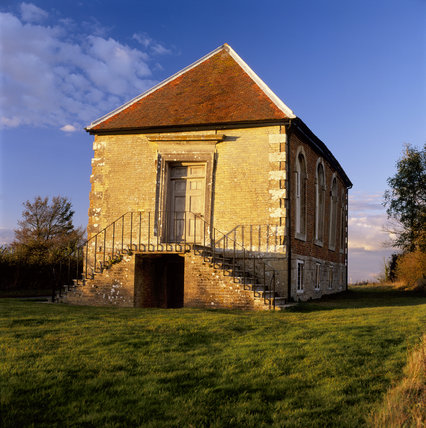 Newtown Old Town Hall,  C18th, Isle of Wight