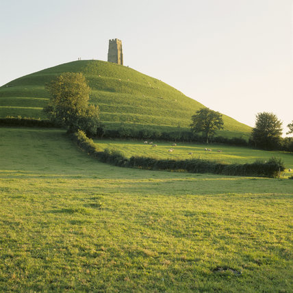 The Tor in evening light