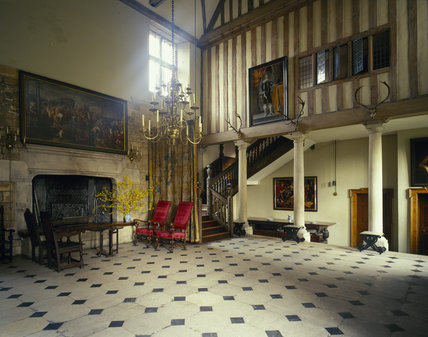 The Great Hall of the Treasurer's House, York