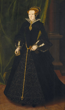 LADY MARY DUDLEY, LADY SIDNEY (d1586), circle of Hans Eworth (fl c