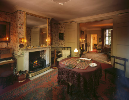 The Sitting Room at Carlyle's House