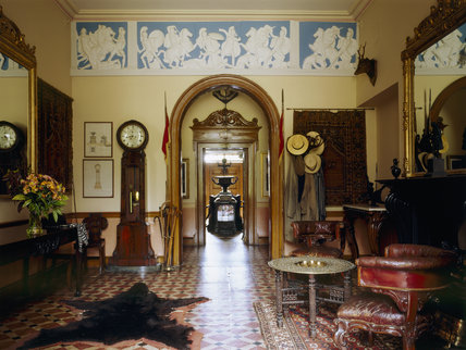 The East Hall, The Argory