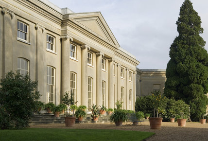 Exterior of the Orangery in the West Wing at Ickworth, Suffolk