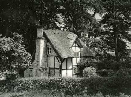 Unidentified Thatched Cottage