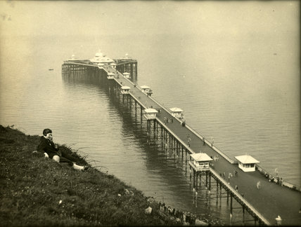 Unidentified Seaside Pier