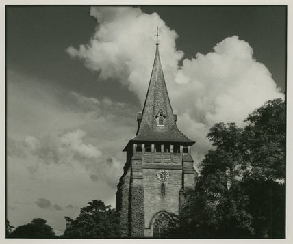Unidentified Church Tower