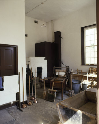 The Laundry at Beningbrough Hall