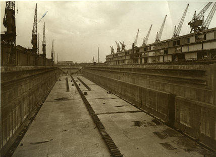 The Gladstone Graving Dock